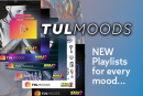 New TULMoods Playlists